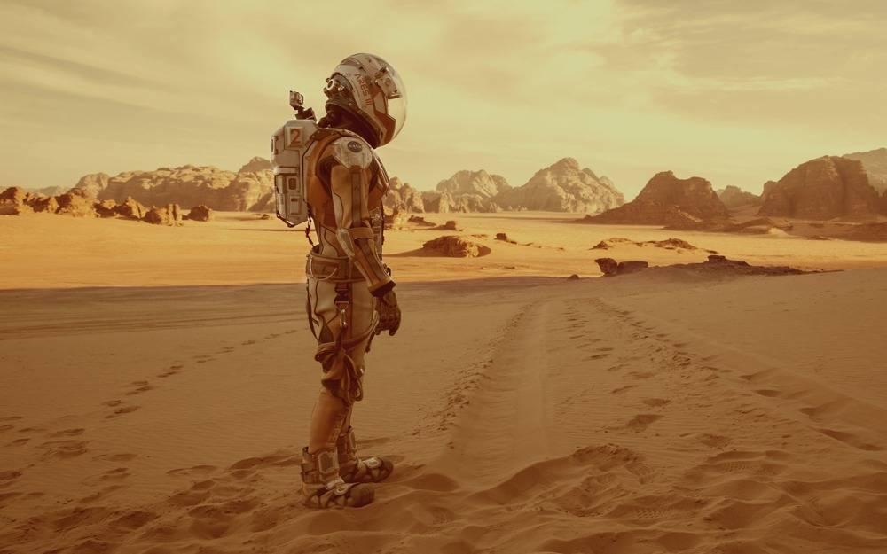 如果你喜欢《火星救援》,这份清单可以有!| 专题·科幻迷