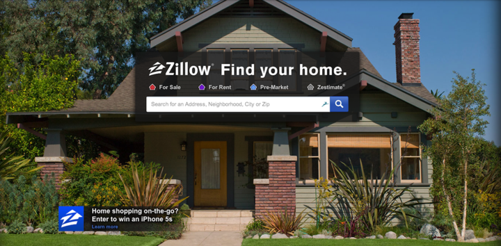 Zillow-Real-Estate-Apartments-Mortgage-Home-Values-in-the-US
