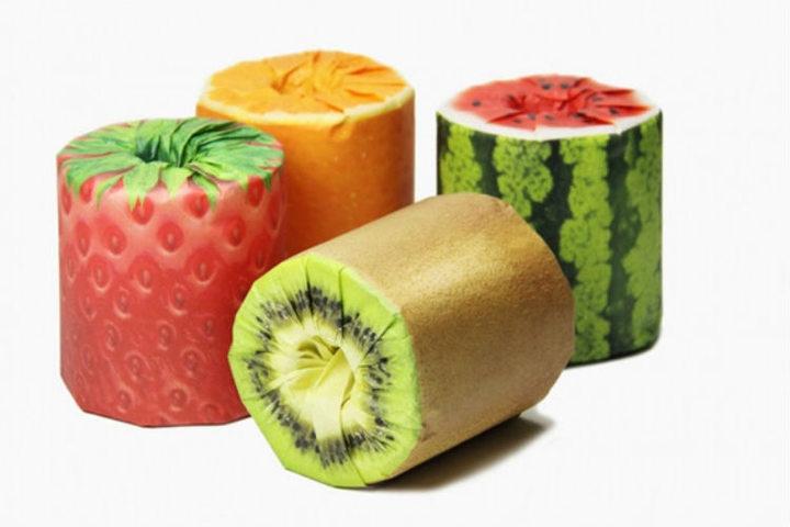 Fruits Toilet Paper1