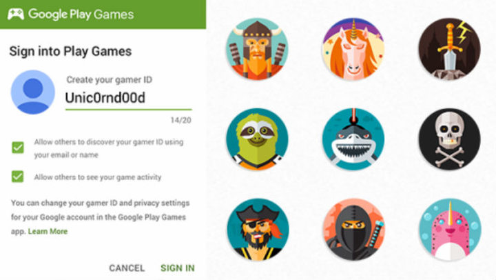 Google Play Games1
