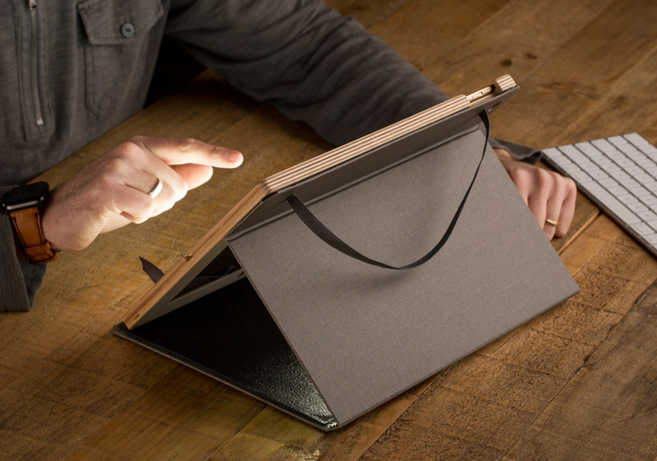 Multi-angle-propping-iPad-Pro-case