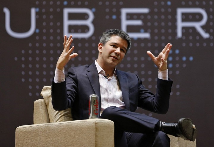 travis kalanick uber ceo