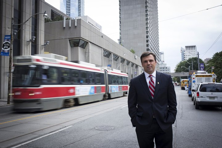 "The Manager of transportation services, Steve Buckley, and the Ontario government are mulling over how to accommodate the ""revolutionary"" arrival of automated vehicles on the province's roads."