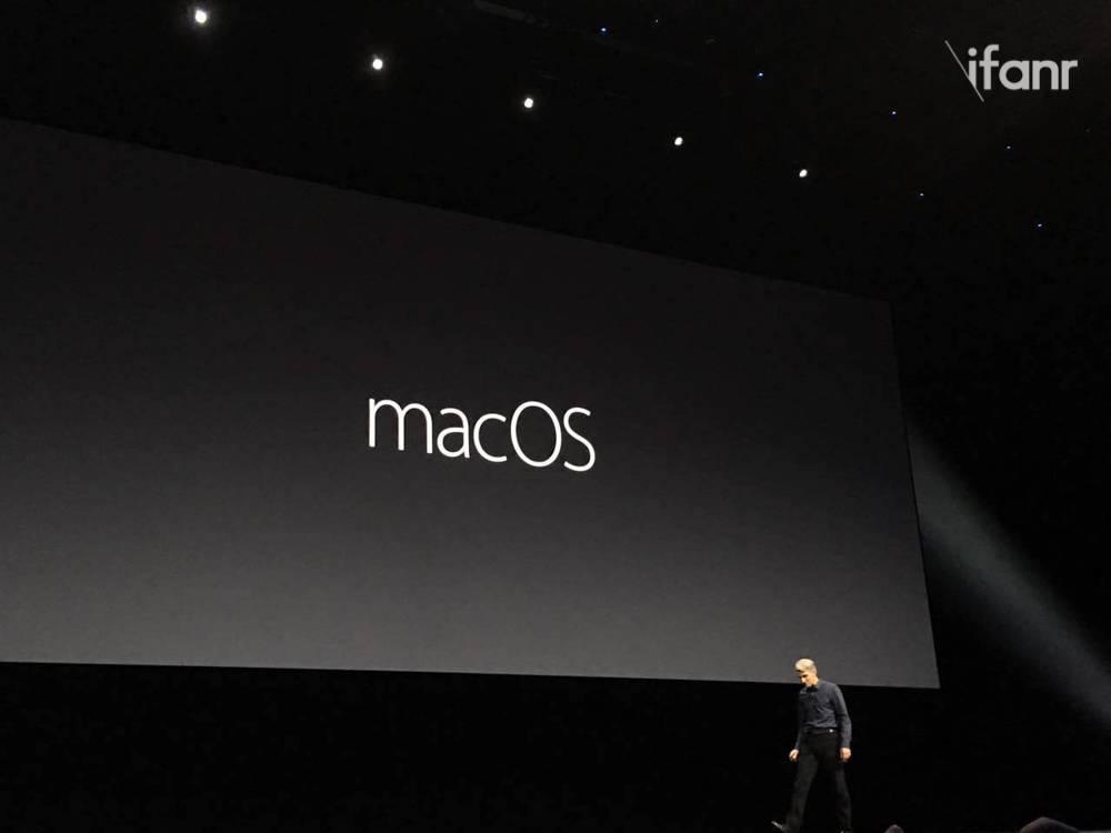 """快要""""成年""""的 OS X,终于迎来了自己的新名字"""