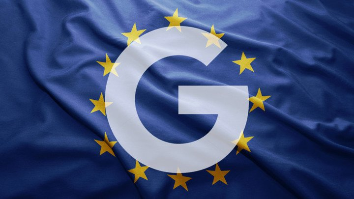google and EU