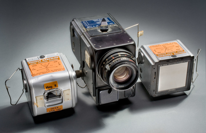 Apollo 11 Flight, General; Miscellaneous, Photography, Equipment, Cameras, Space