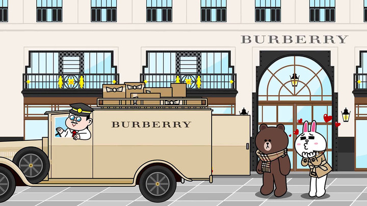 Line-Friends-Burberry-2