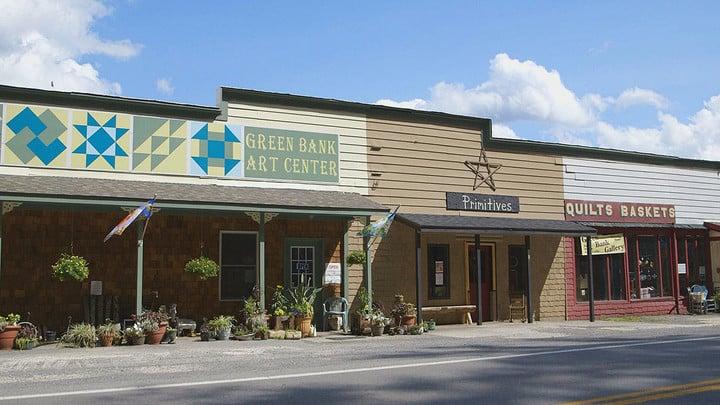 green-bank-town
