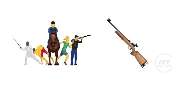 modern-pentathlon-rifle-emoji-emojipedia-sample-images
