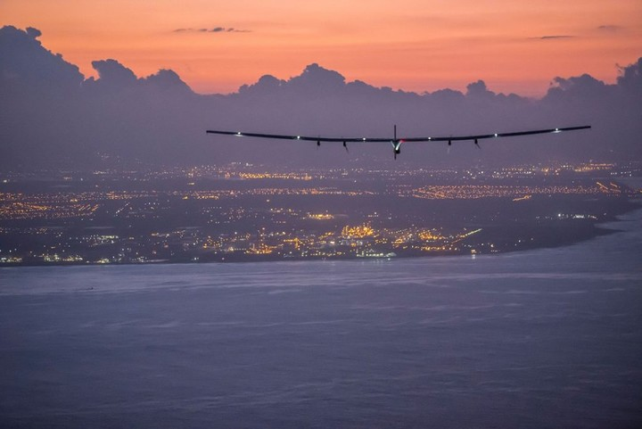 solar impulse adventure
