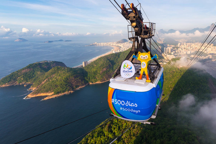 500 Hundred Days To Rio 2016