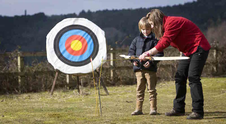 Archery-tamar-trails-centre-outdoor-activities-treesurfers