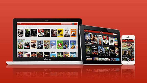 Netflix multi platform