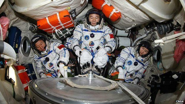 china space exploration
