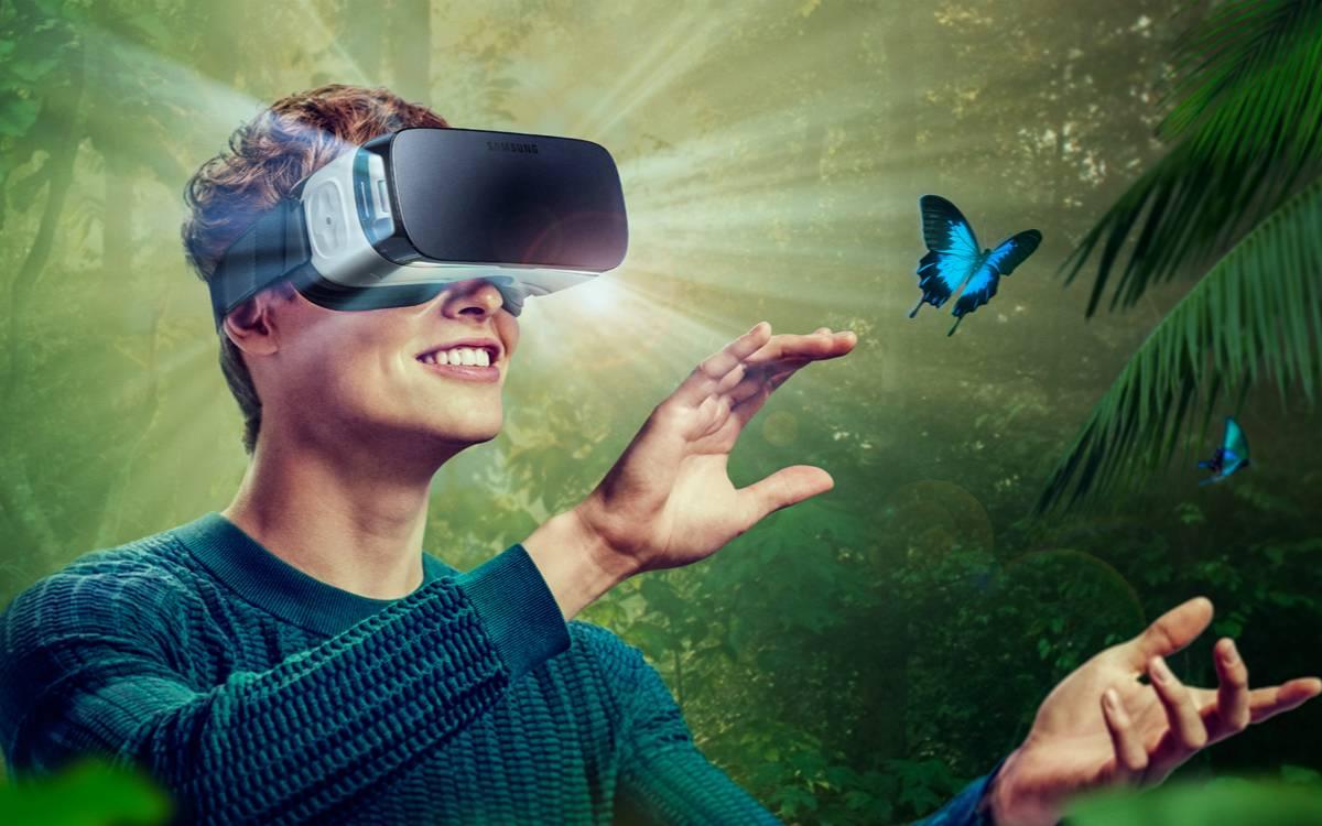 三星发布新款 Gear VR ,有人组团找代购吗?
