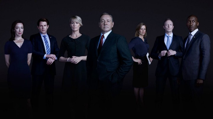 house of card season 4