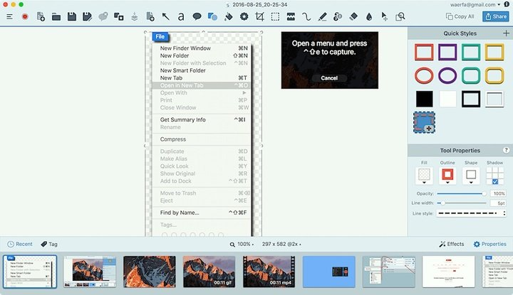 2016-08-25_Snagit 4 capture menu