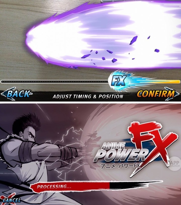 Anime Power FX2