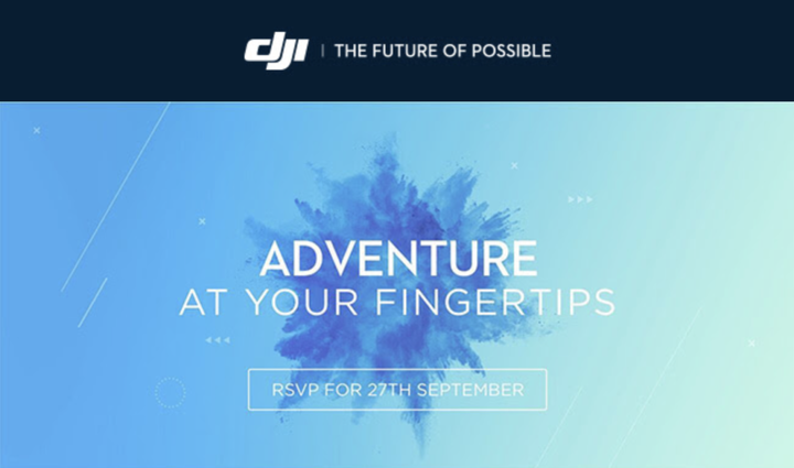 adventure at your fingertips