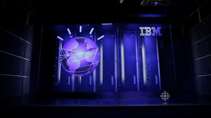 IBM的人工智能系统Watson