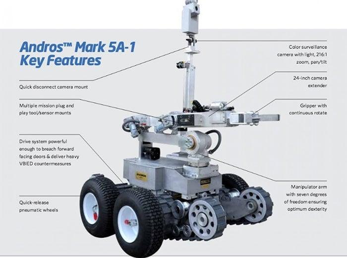 Remotec Andros Mark V-A1