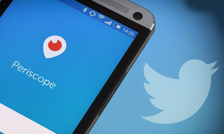 Periscope-twitter-android