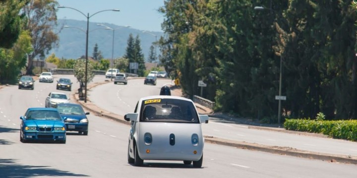 google selfdriving car