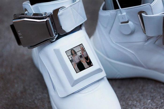 wifi 鞋子