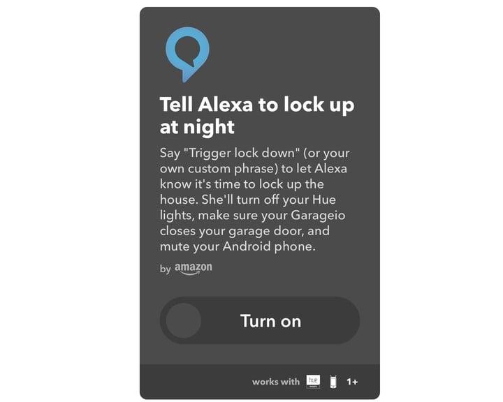 """亚马逊作为""""Partner""""开发的关于 Alexa 的 Applets, 帮助用户解决线下问题。"""