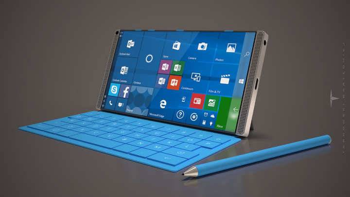surface phone keyboard