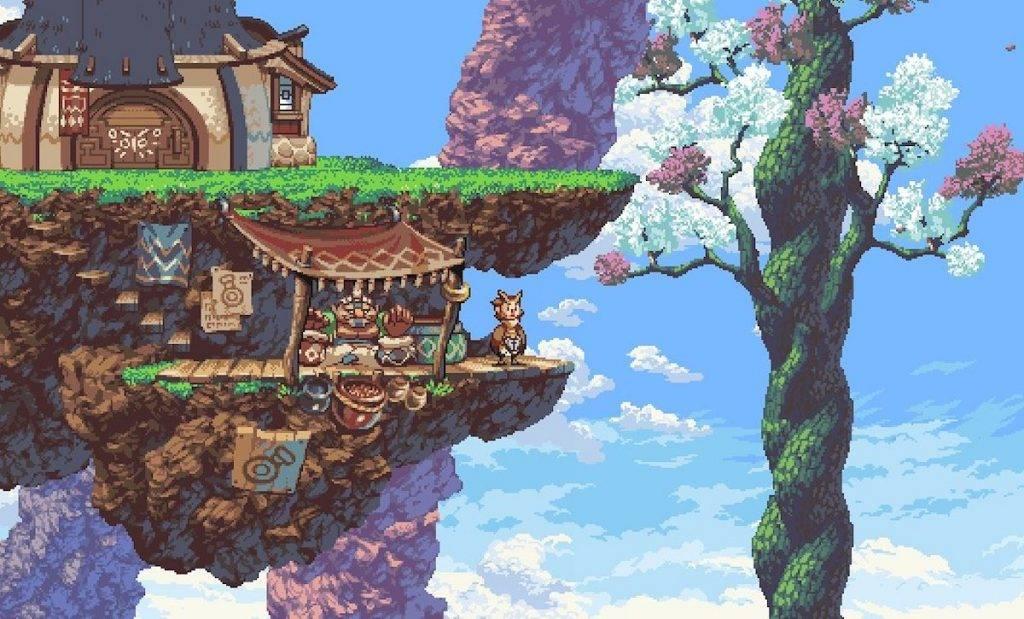 这款游戏开发 10 年,只为证明 2D 艺术的优越性