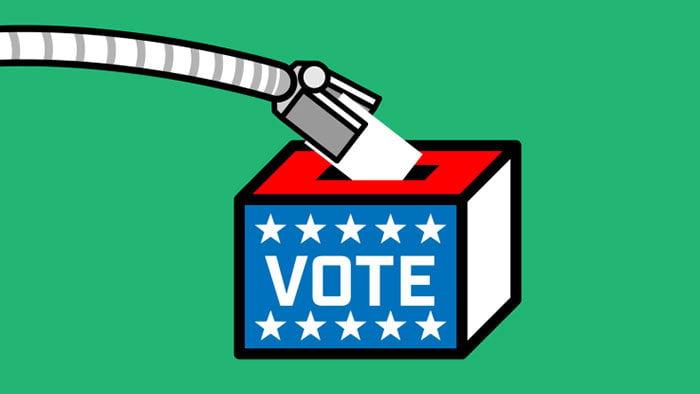 AI 选举