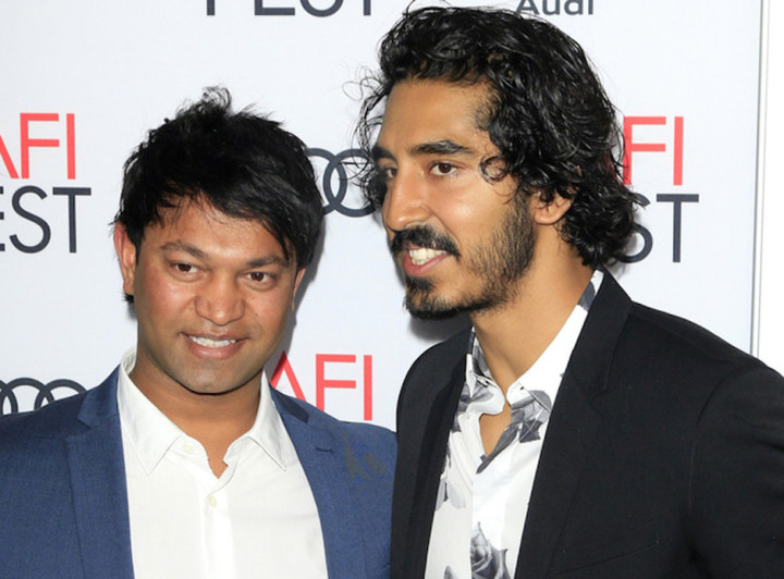 LOS ANGELES - NOV 11: Saroo Brierley, Dev Patel at the LION AFI Fest Premiere at TCL Chinese 6 Theaters on November 11, 2016 in Los Angeles, CA; Shutterstock ID 514515382; PO: IndieWire