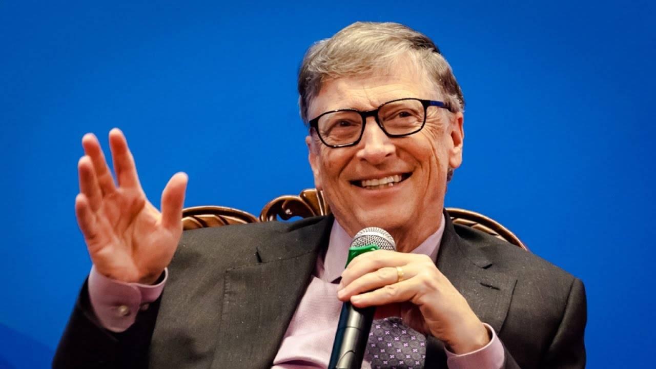 中国的粉丝比尔·盖茨说,中国正处于一个绝佳的时代