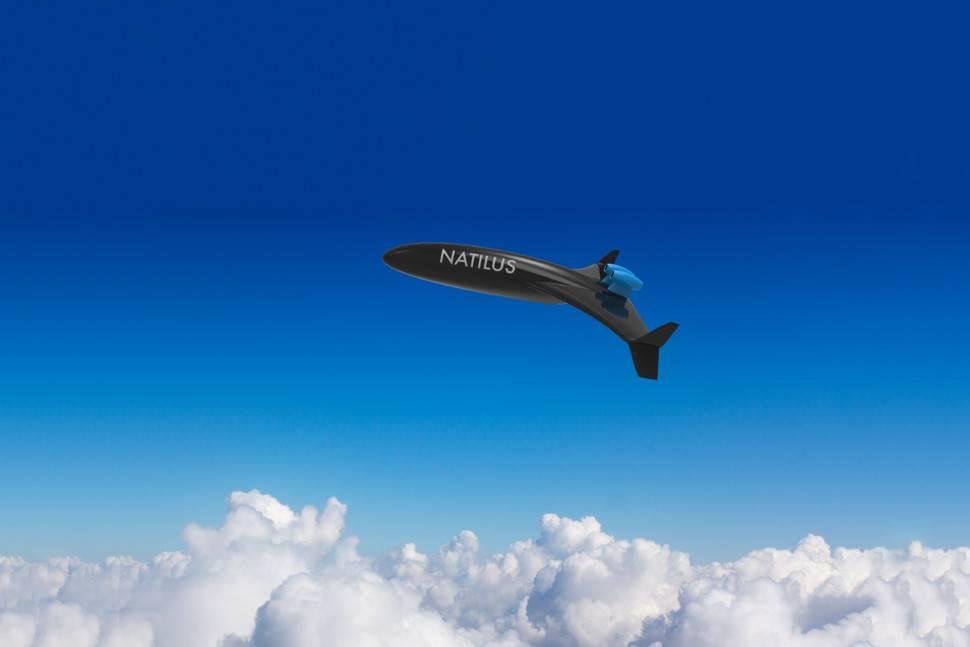 无人机试飞_这架海空两栖的无人机 有望将货运成本降低一半   爱范儿