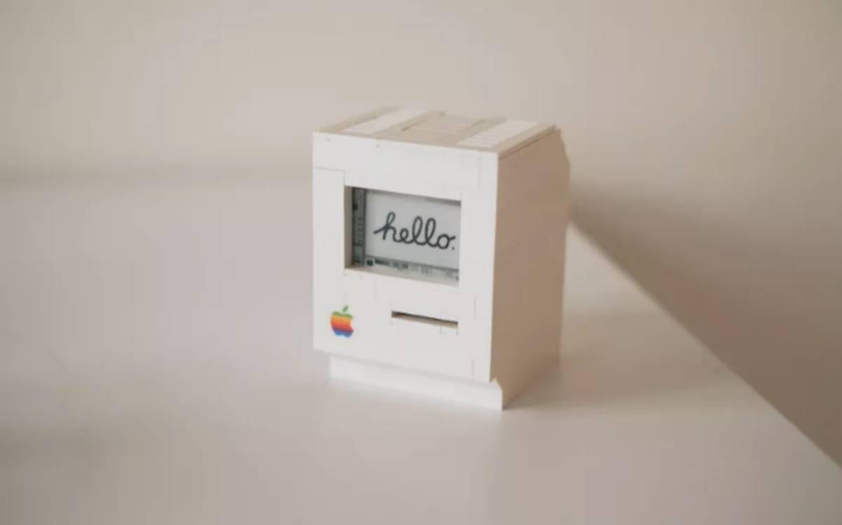 你以为这是一个乐高玩具,其实它是一台真正的电脑