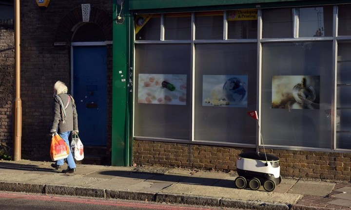 delivery robot 2