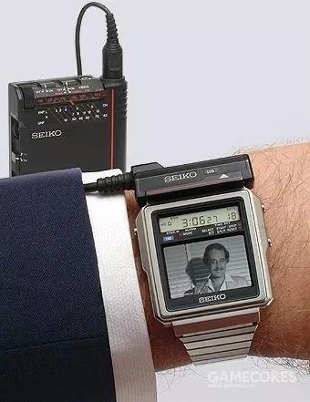 三十年前的智能手表,酷到没朋友
