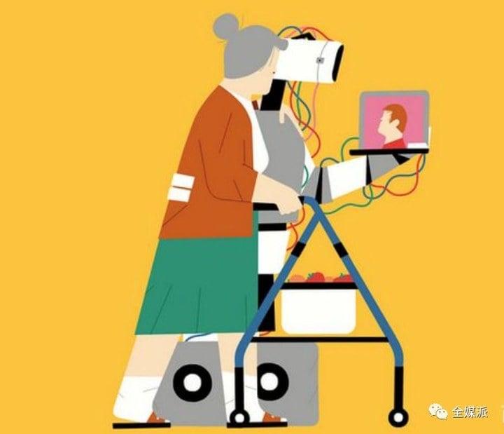 """国外中老年人正在"""" 重塑"""" 互联网:有钱又有闲的孤独一代,挣扎于垃圾信息堆中"""