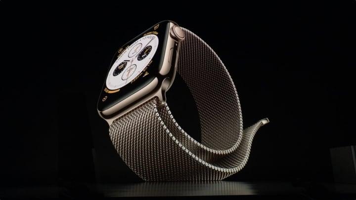 Apple Watch Series 5 或将支持血压测量