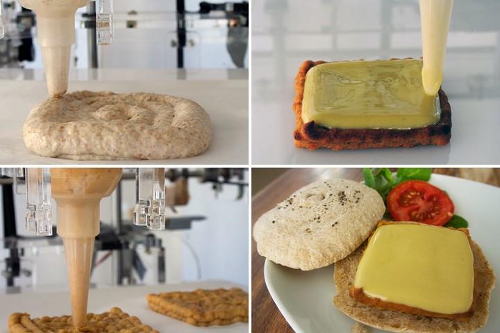 3D打印牛排,入口即化!你敢吃吗?