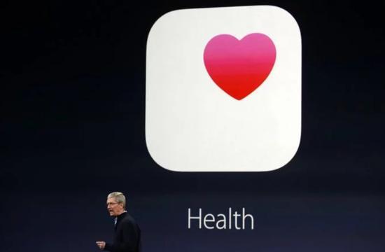 """苹果健康的""""人民战争"""""""