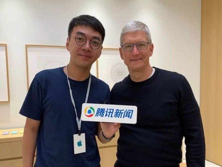 独家专访苹果CEO库克:创新不一定是改变 而是为了做得更好