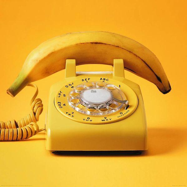 忘掉諾基亞的香蕉機,這個沒有顯示屏的手機才是真�的香蕉機