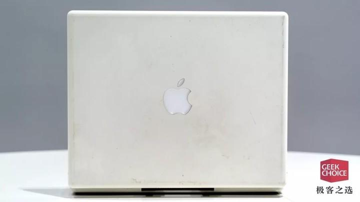 苹果 15 年前一万块的笔记本,竟然比 MacBook 还「良心」?|极客博物馆