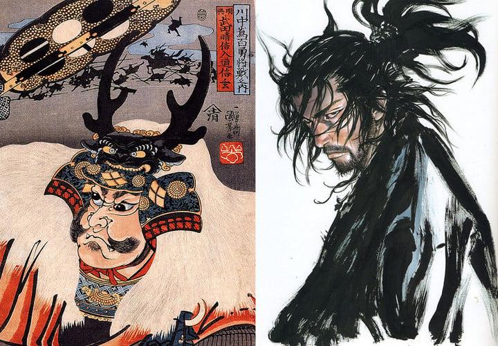日本游戏中的武士情结