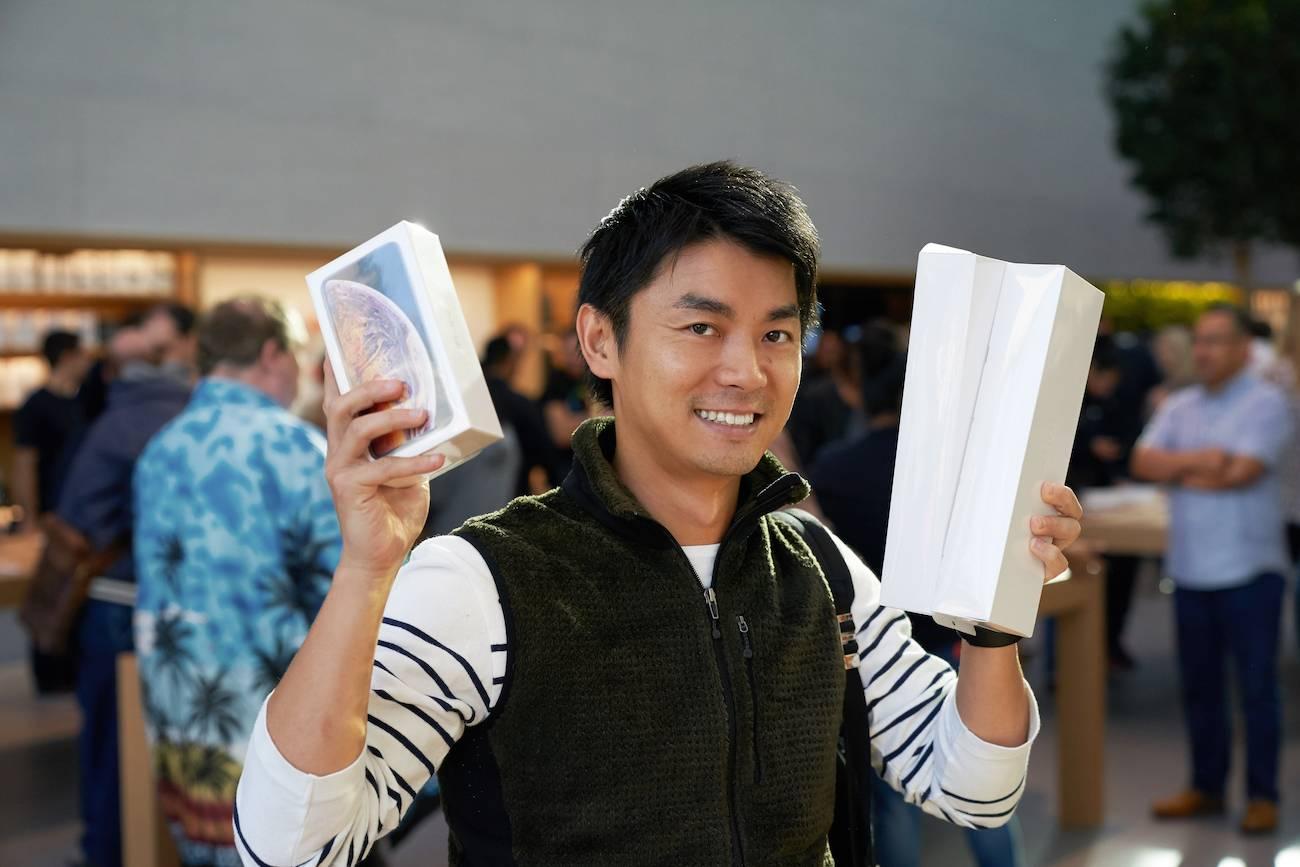独家专访:苹果花了十多年打造,想靠它让每个人都能「定制」iPhone iPhone-Xs-Apple-Watc