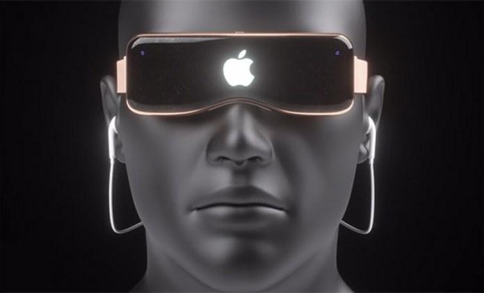 Apple Virtual Reality headset concept 16k