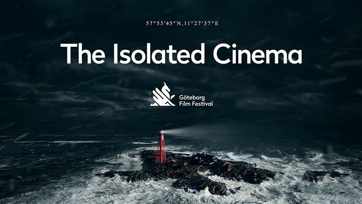 Isolated Cinema Poster