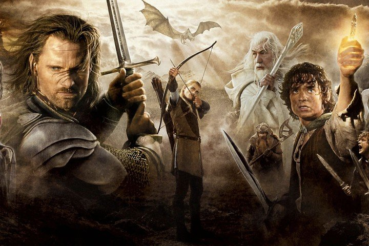 amazon lord of the rings tv series synopsis 1